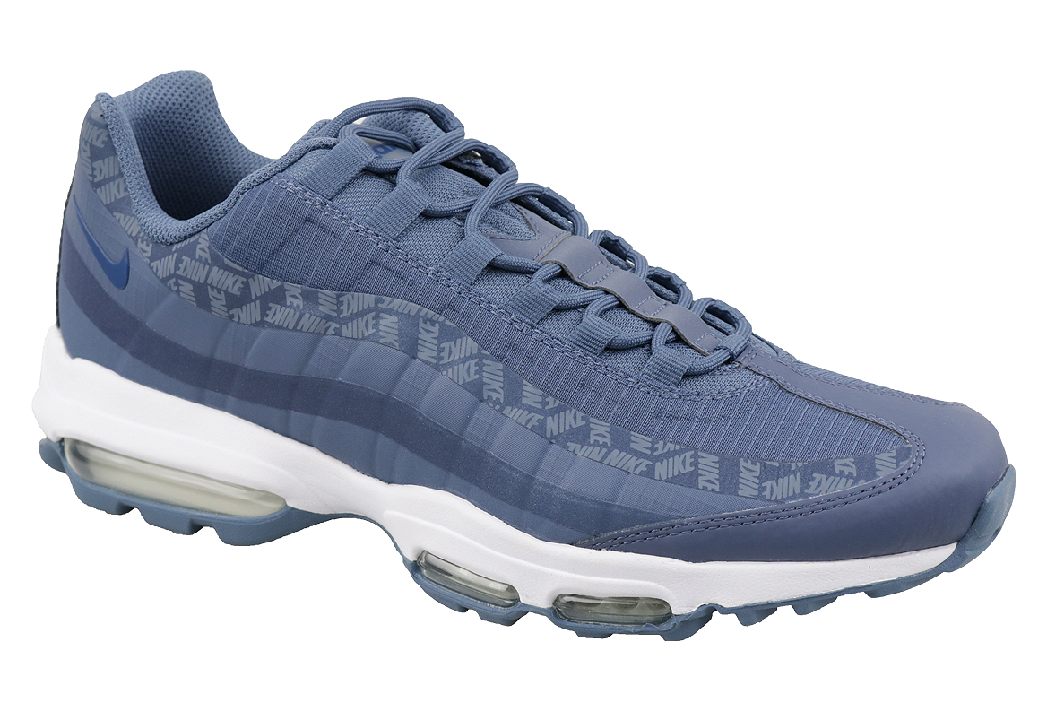 fast delivery quality design wide range Nike Air Max 95 AR4236-400 Homme sneakers Bleu foncé