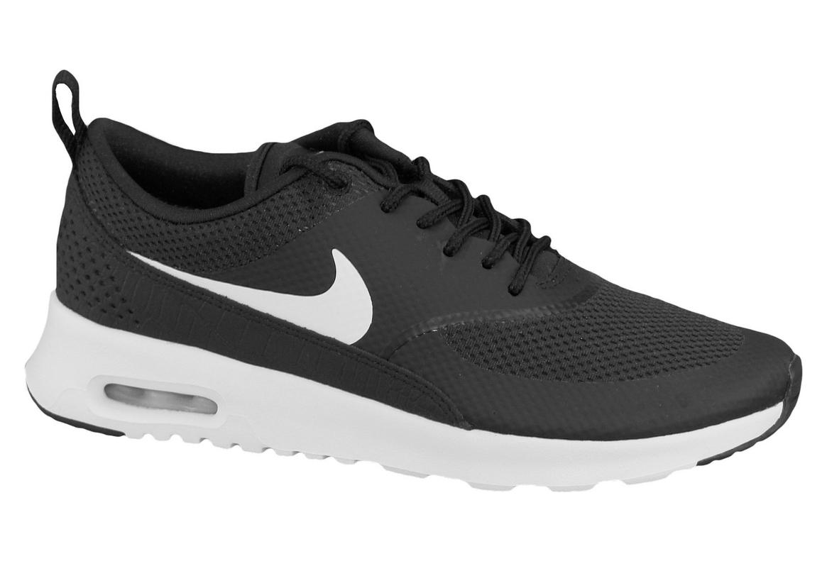 Wmns Nike Air Max Thea 599409 020 Femme sneakers Noir