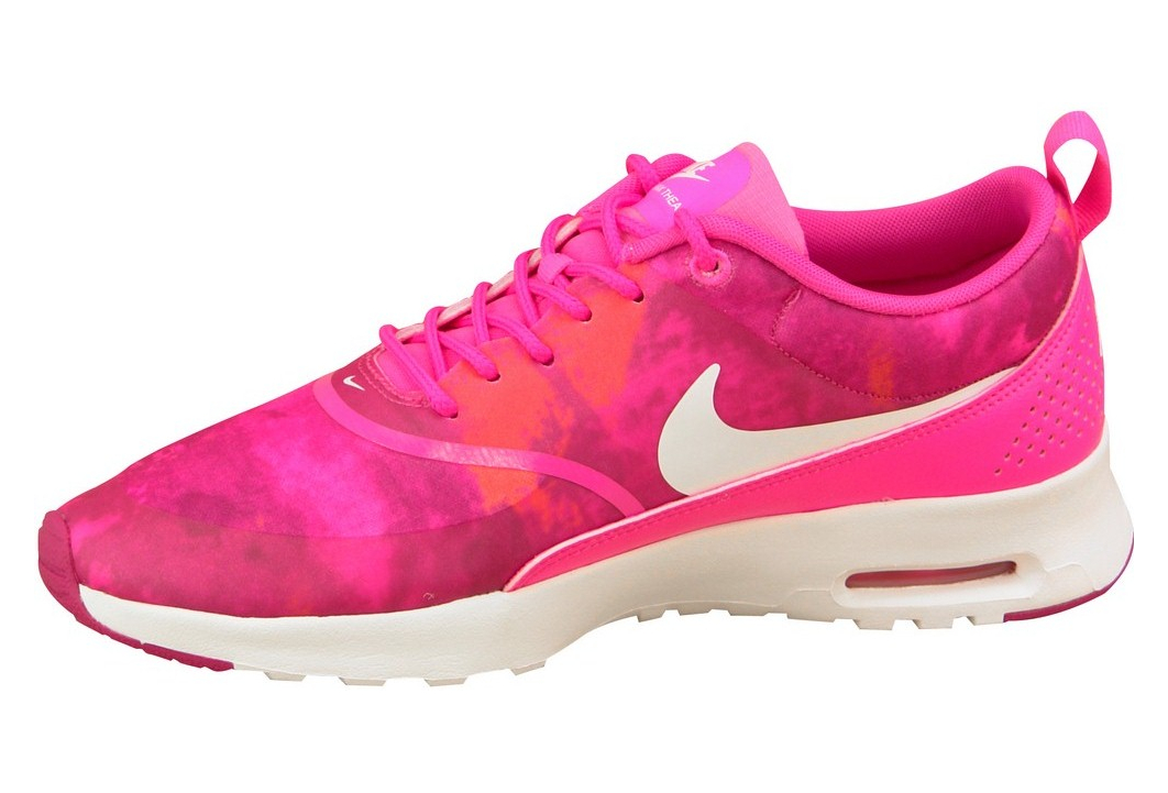 Nike Air Max Thea Print Wmns 599408 602 Femme sneakers Rose
