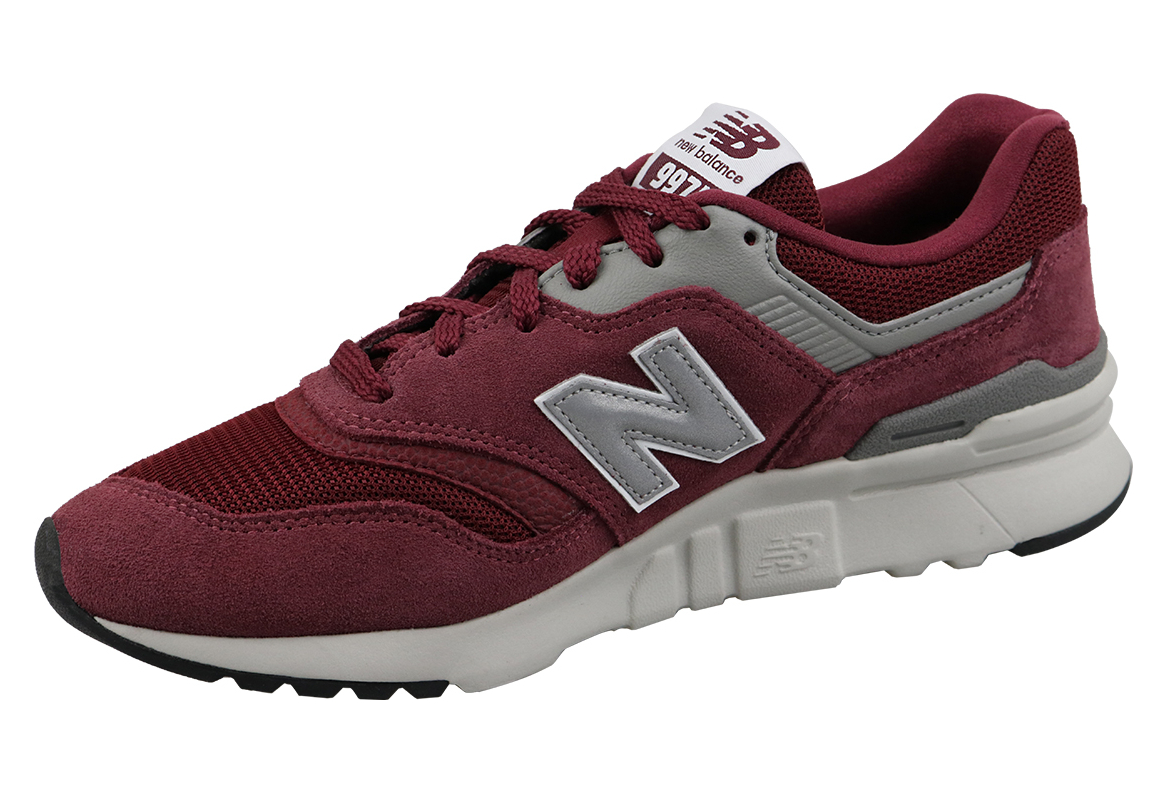 rencontrer 75128 b509c New Balance CM997HCD Homme sneakers Rouge