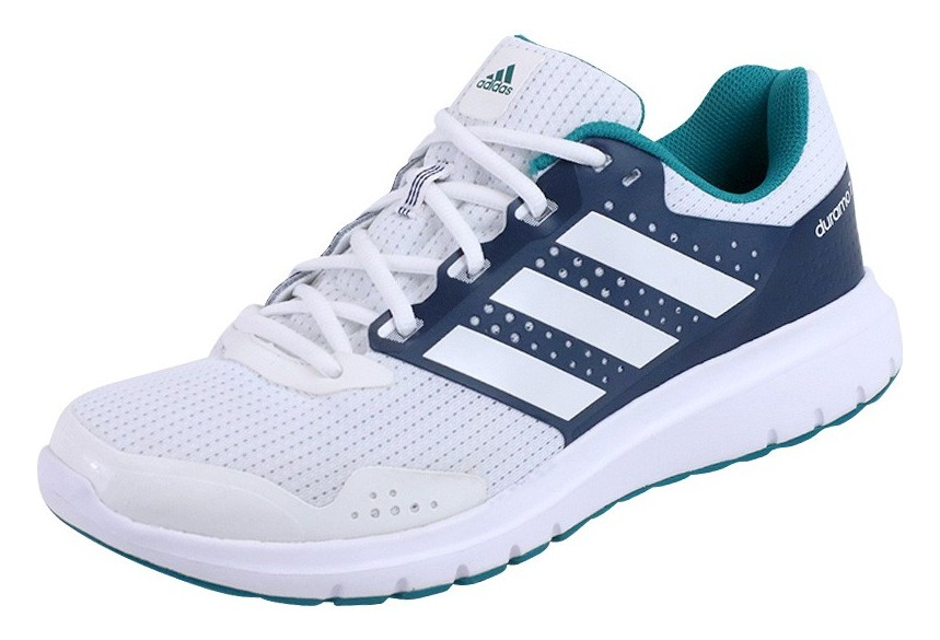 undefeated x autumn shoes elegant shoes DURAMO 7 M BLC - Chaussures Running Homme Adidas