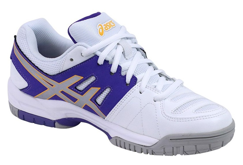 available the best attitude new arrivals Chaussures Blanc Gel Dedicate 4 Tennis Femme Asics