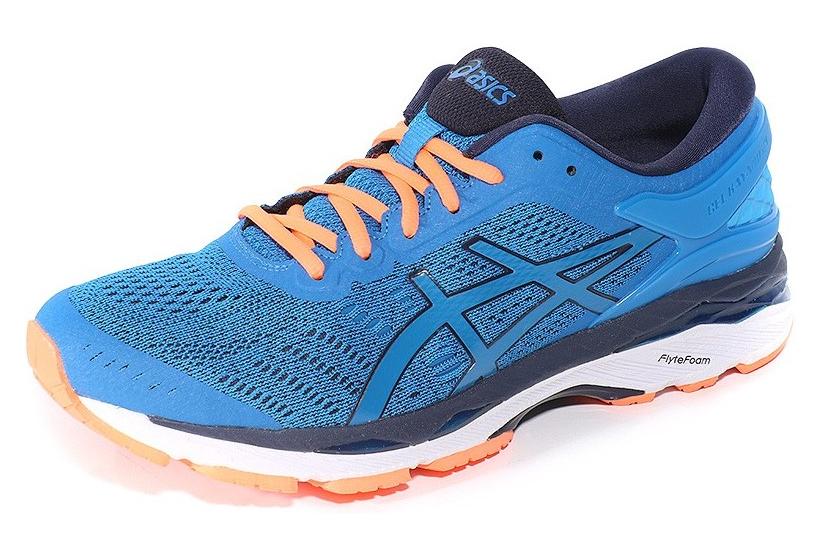 Bleu Homme Chaussures Running Asics 24 Gel Kayano HeIYWE2bD9