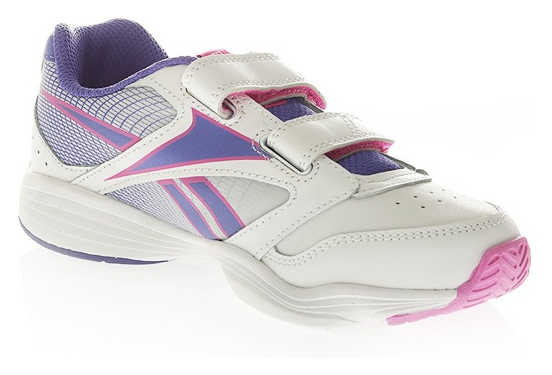 Chaussures Play Range KC Blanc Tennis Fille Reebok