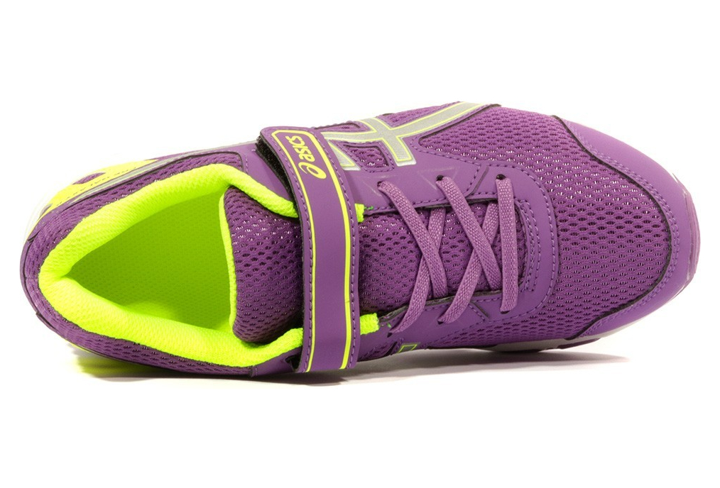 Pre Galaxy 9 PS Fille Chaussures Running Violet Asics
