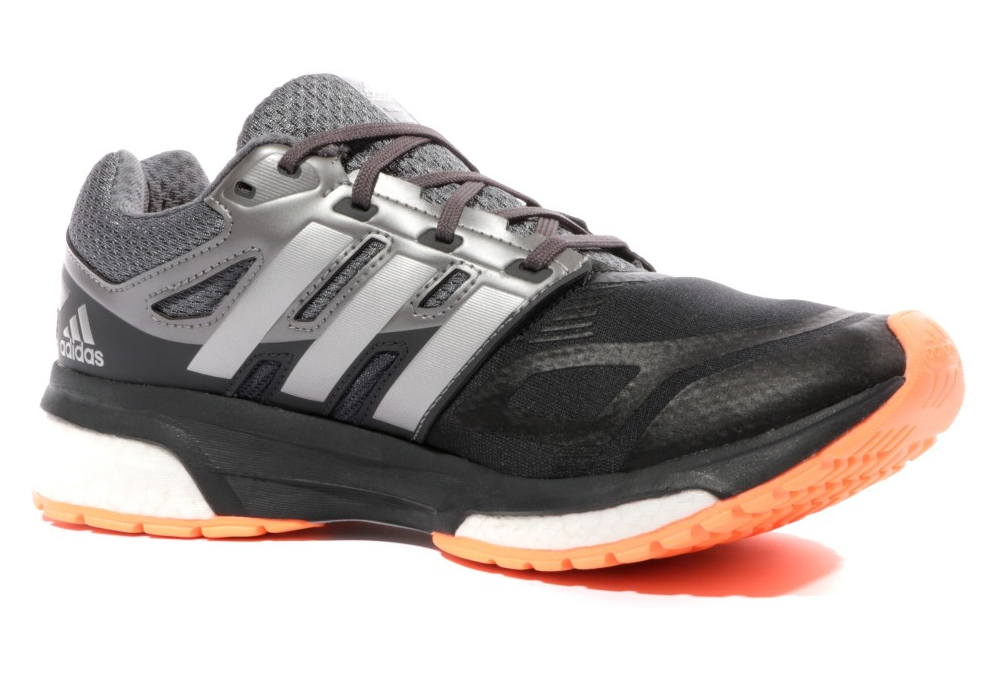 fashion styles new collection authorized site Response Boost Techfit Femme Chaussures Running Gris Adidas