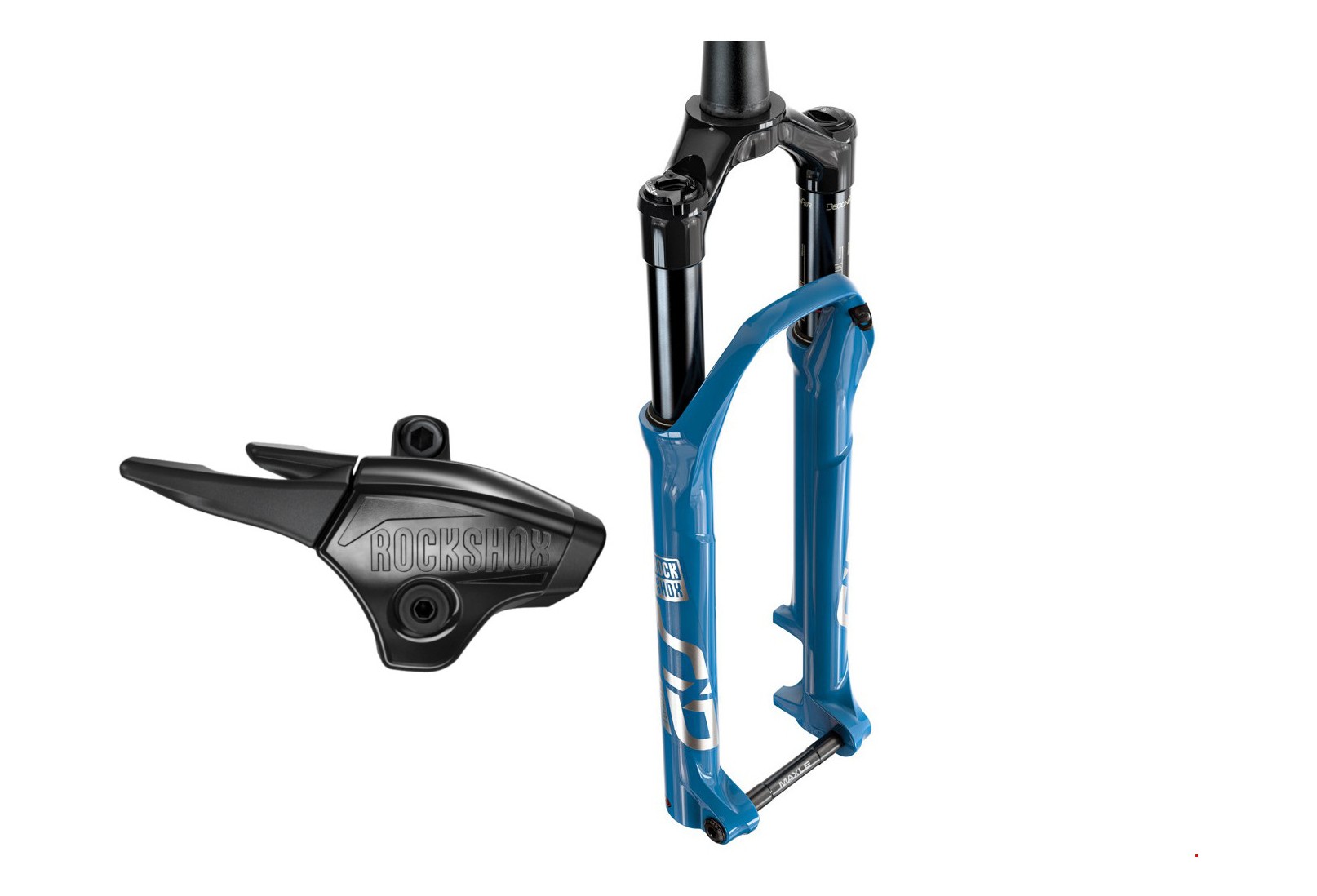 Rockshox Sid Ultimate RLC fork 27 5 '' Oneloc | Boost 15x110mm | Offset 42  | Blue 2020