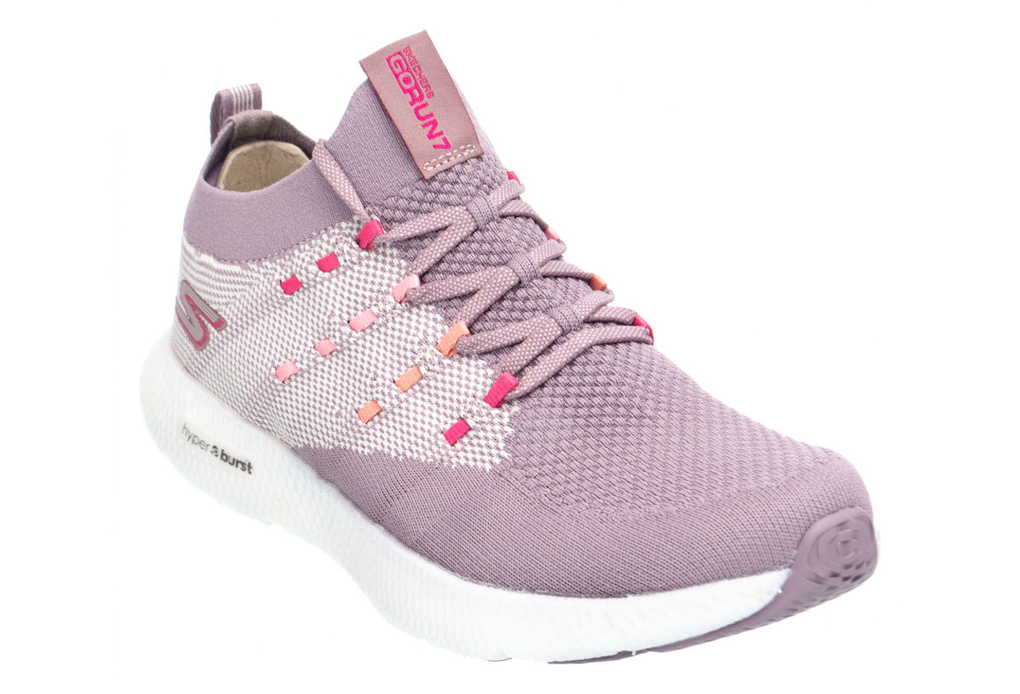 Skechers Go Run 7 Women's Shoes Pink