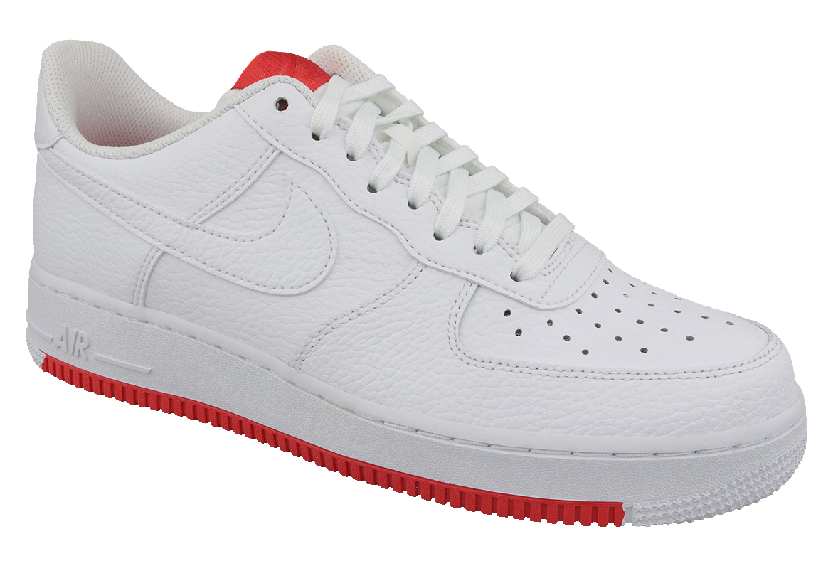 taille 40 c420c 054e3 Nike Air Force 1 '07 AO2409-101 Homme chaussures de skate Blanc