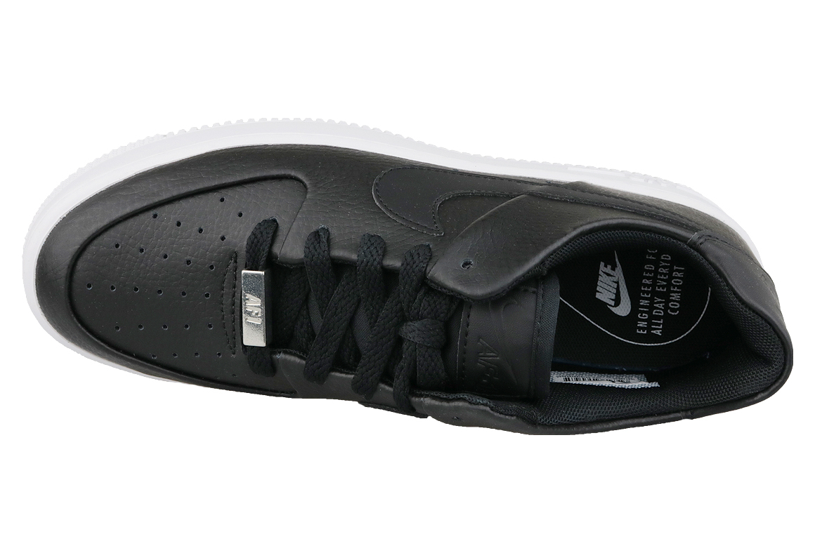 shoes for cheap how to buy premium selection Nike Air Force 1 Sage Low AR5339-002 Femme sneakers Noir