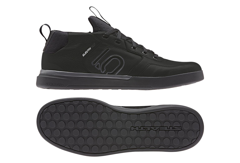 Paire de chaussures VTT Five Ten SLEUTH DLX MID Noir