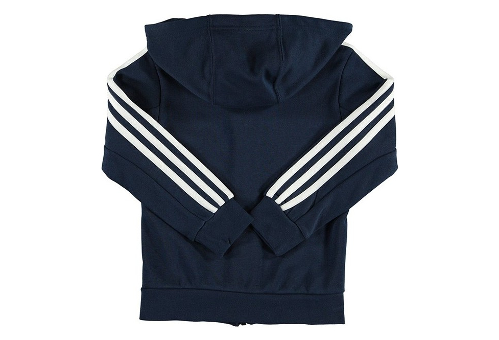 new lower prices order website for discount Sweat zippé Garçon Marine Adidas