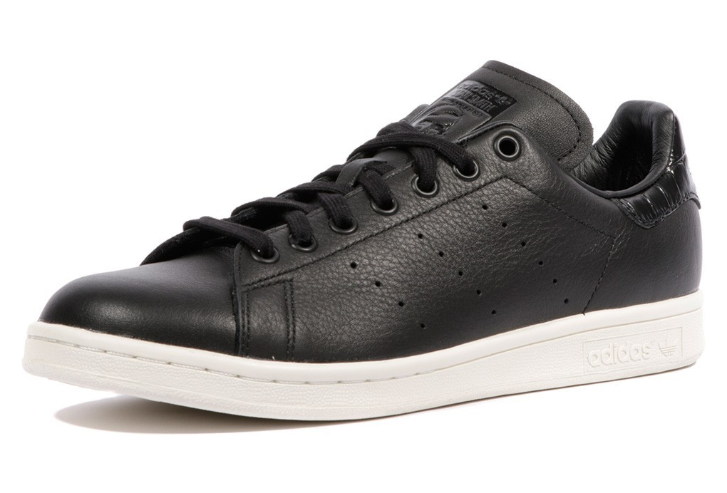 nouveaux styles fdf2f 2aa15 Stan Smith Homme Femme Chaussures Noir Adidas