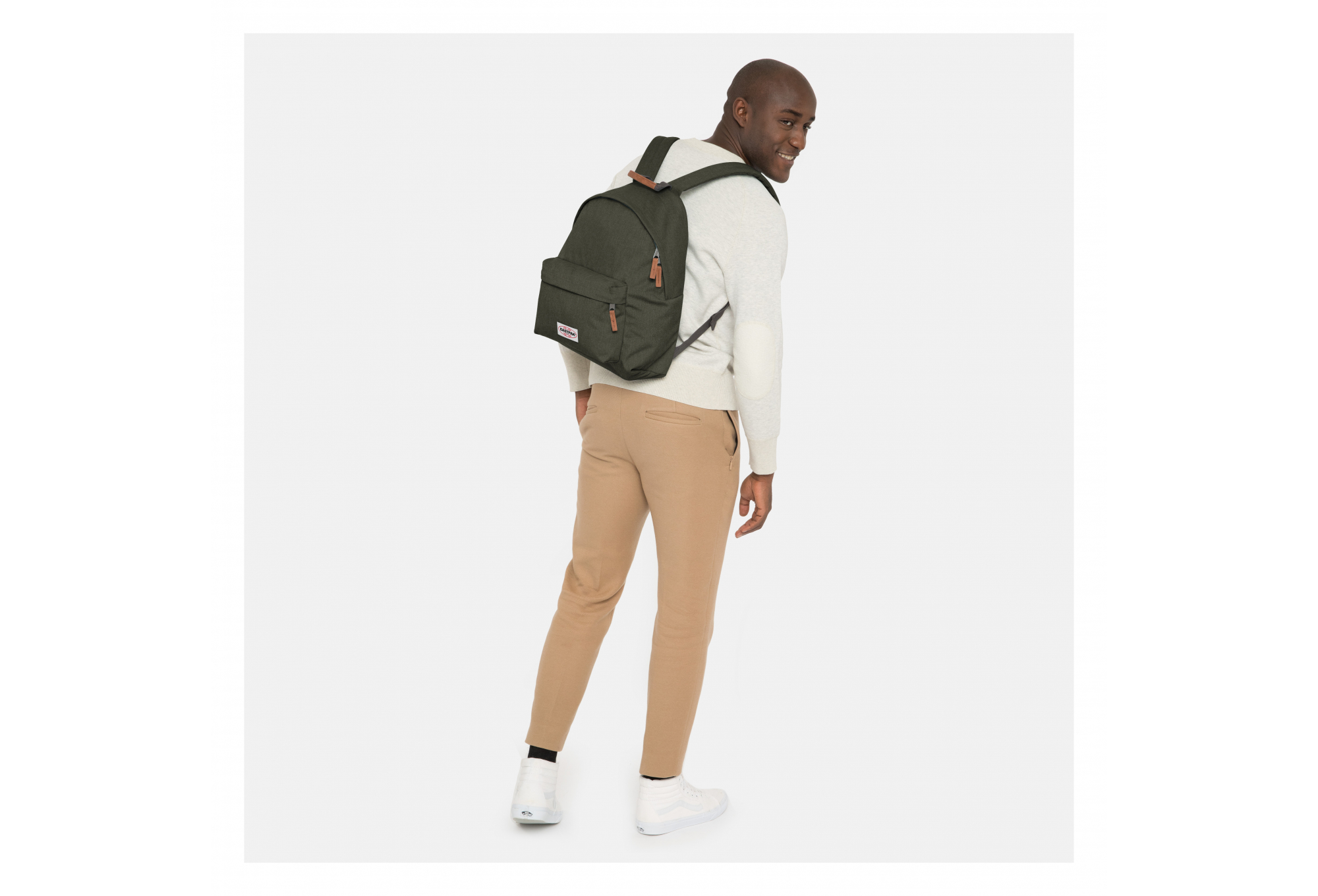 Eastpak Padded Pak'r Backpack – Opgrade Jungle