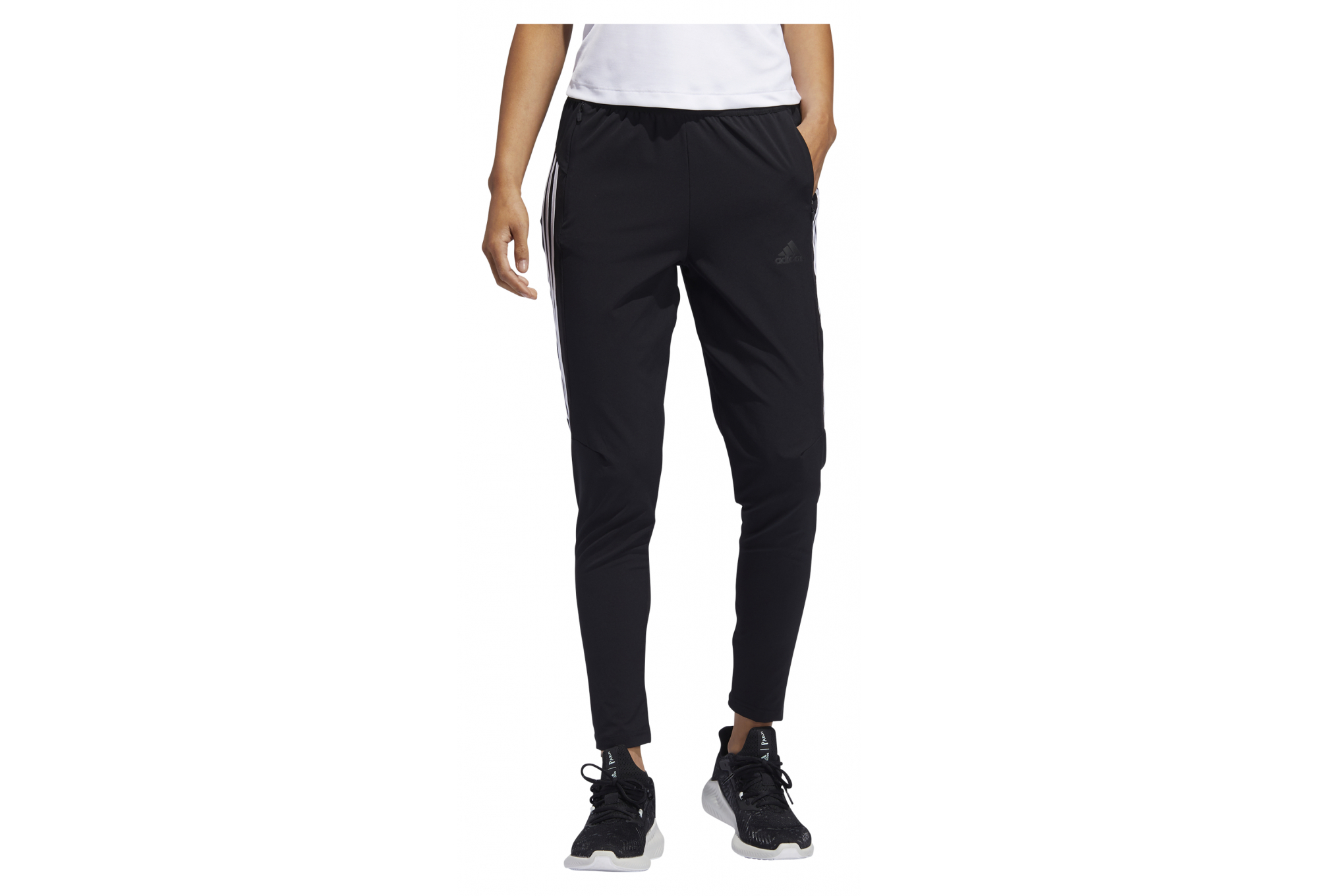 site professionnel nouvelle version le plus en vogue Pantalon femme adidas 3-Stripes