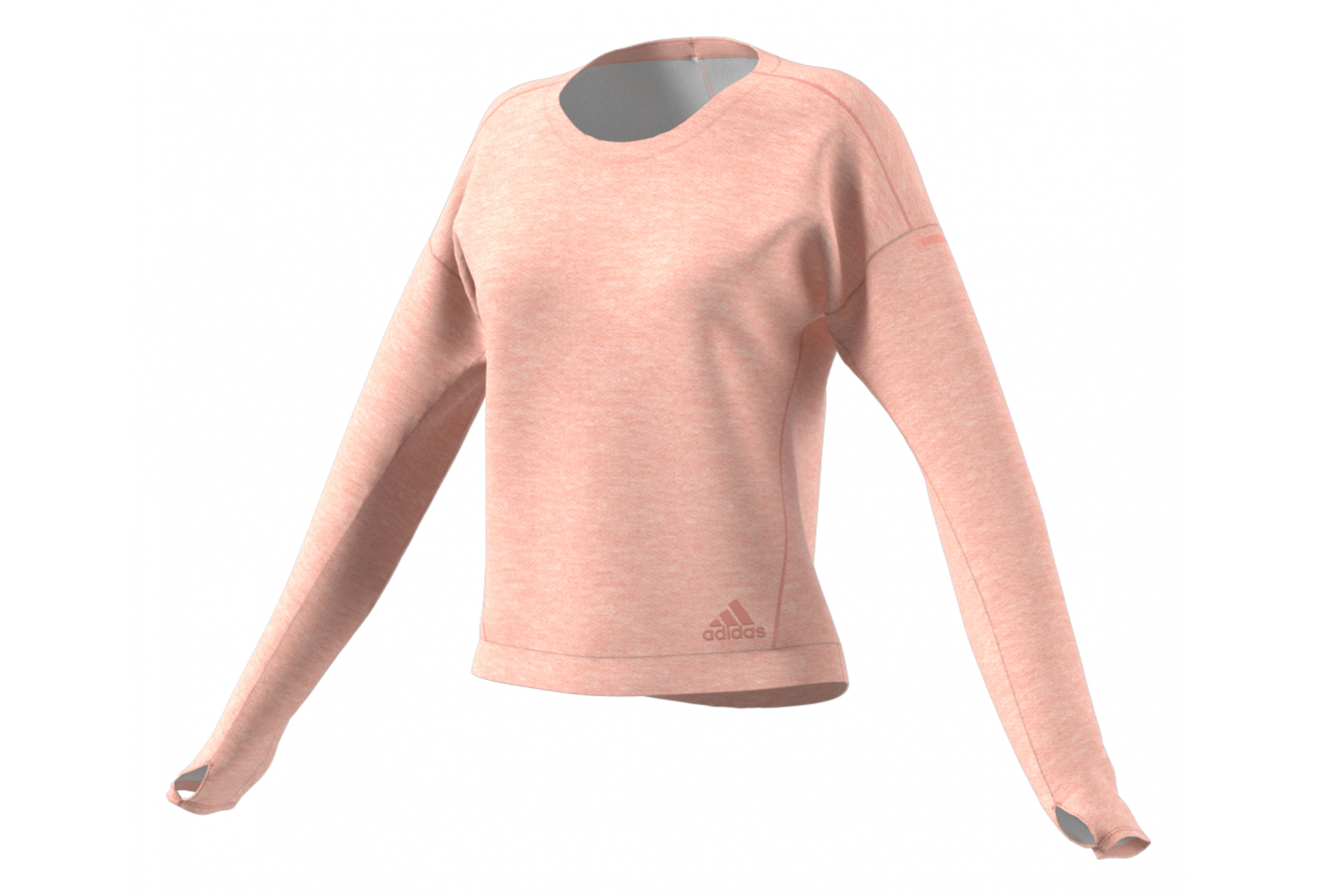 price reduced new collection wholesale dealer Sweat femme adidas Supernova Run Cru
