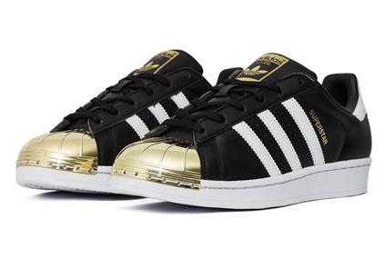 Gold Metallic Toe Superstar Metal Adidas 4AL5jR