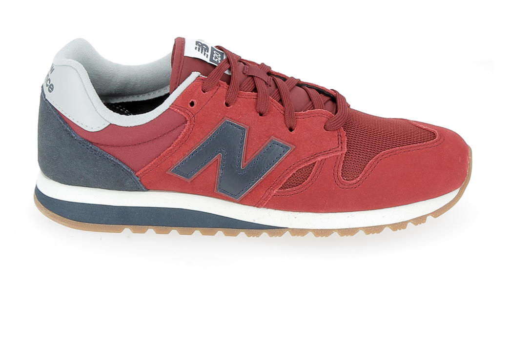taille 40 5971e 13add Basket mode, SneakerBasket mode - Sneakers NEW BALANCE U520 Rouge