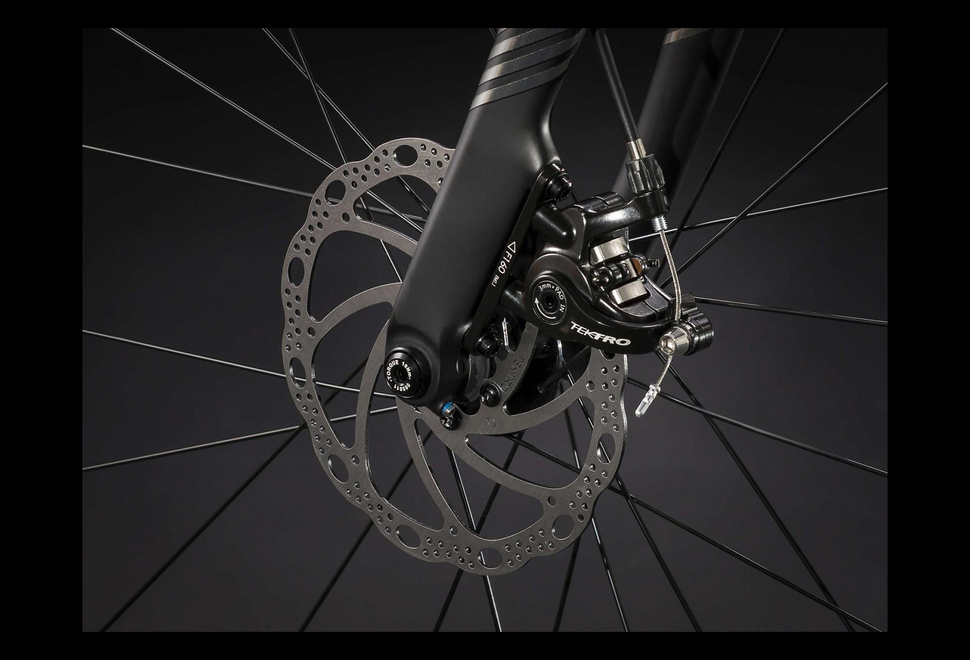 Trek Crockett 4 Disc Cyclocross Bike Sram Apex 11S 2020 Matte Trek Black