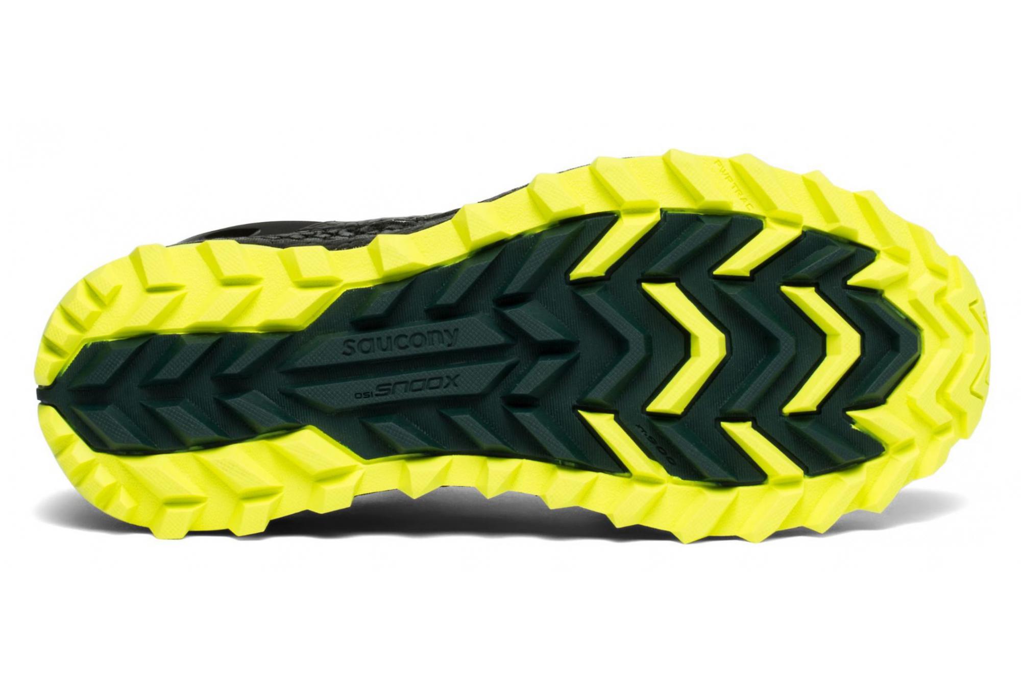 153d774a Saucony XODUS ISO 3 Green Yellow Men