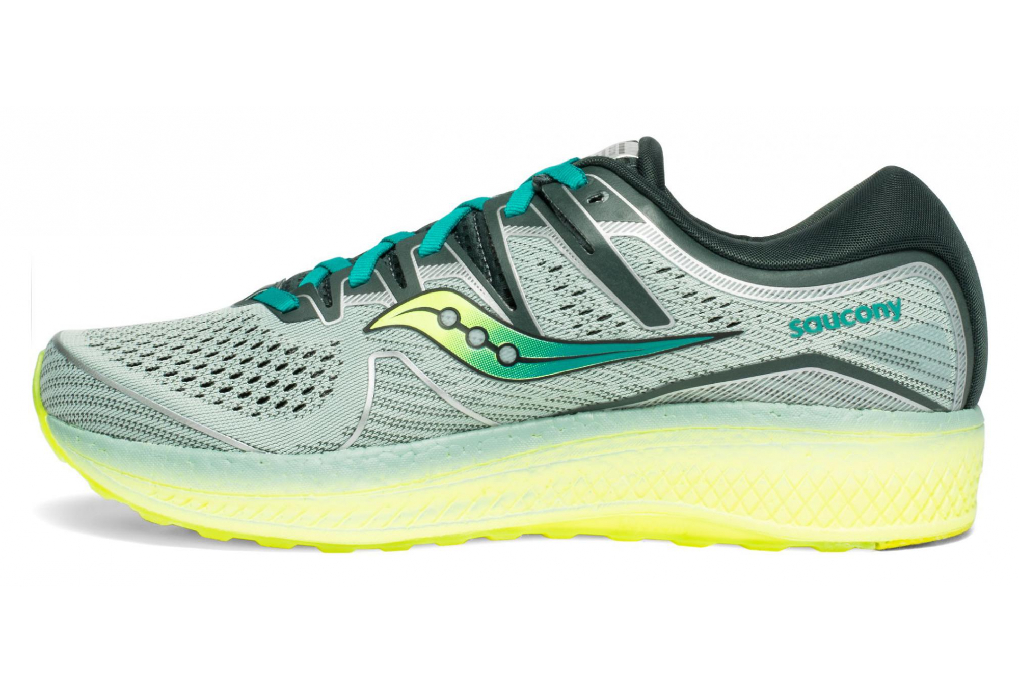 Saucony TRIUMPH ISO 5 Frost Teal Homme