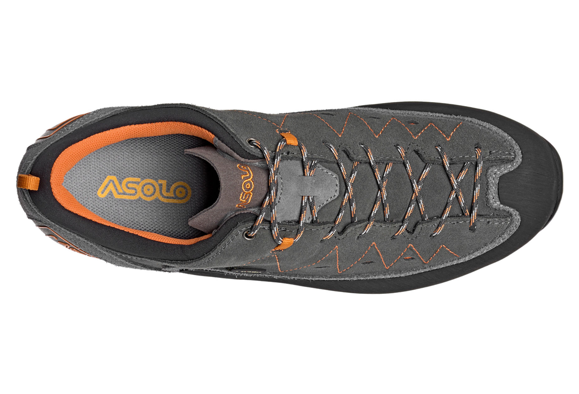 652732f700d Asolo Apex GV Hiking Shoes Grey