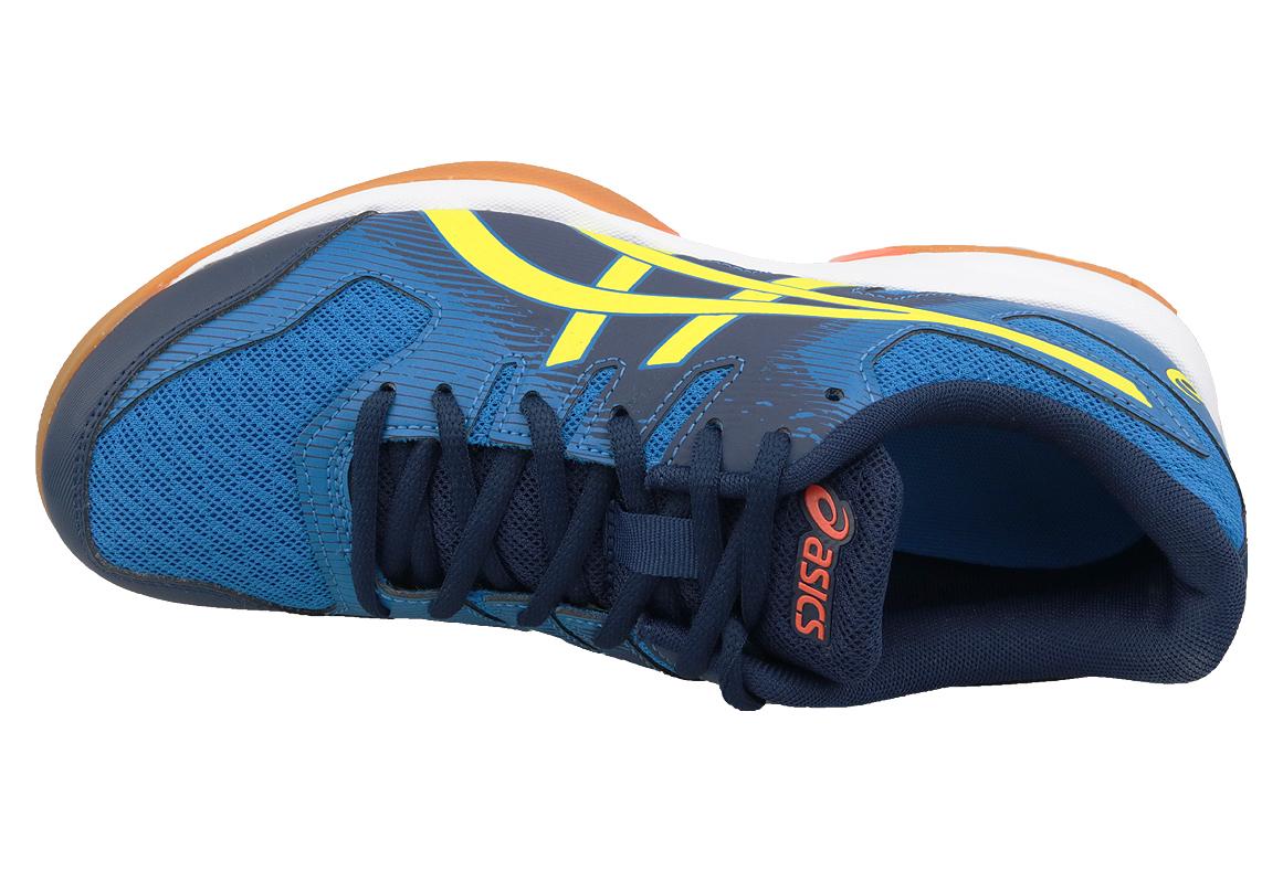 Gel Homme 9 Chaussures De Asics Rocket 400 Volleyball Bleu 1071a030 c34AjL5qR