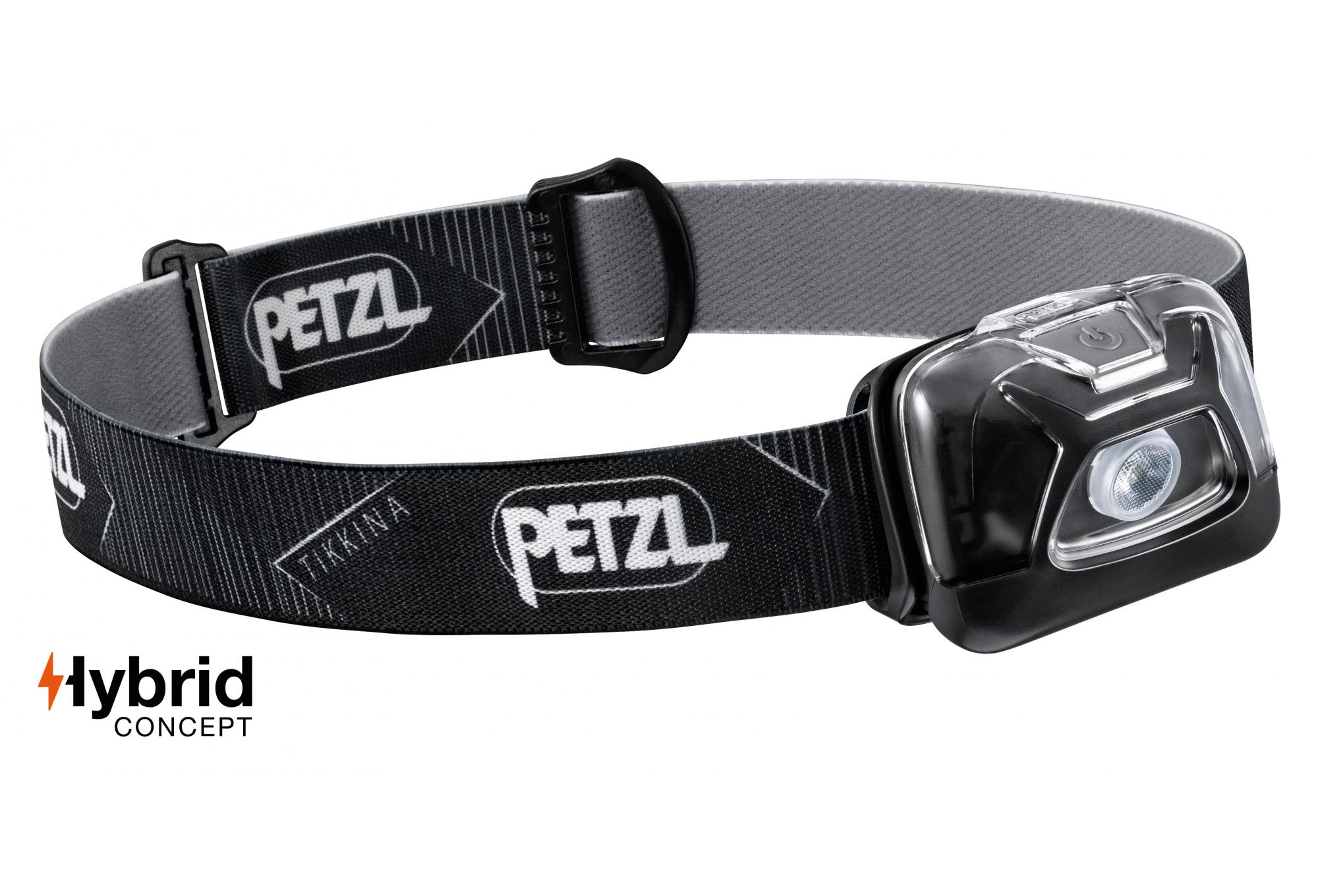 Petzl actik headtorch-Bleu