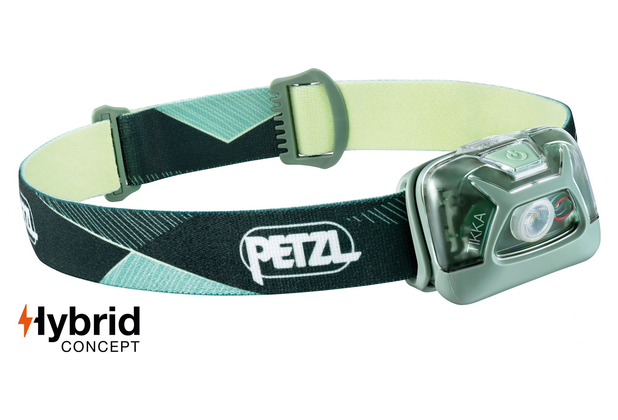 Headlamp for proximity lighting and some movement 200 lumen Petzl TIKKA HYBRID