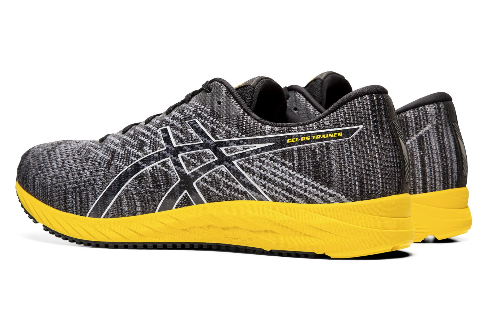 best service 7b24e 1677c Asics Gel DS Trainer 24 Black Yellow Men
