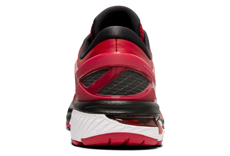 asics kayano rouge