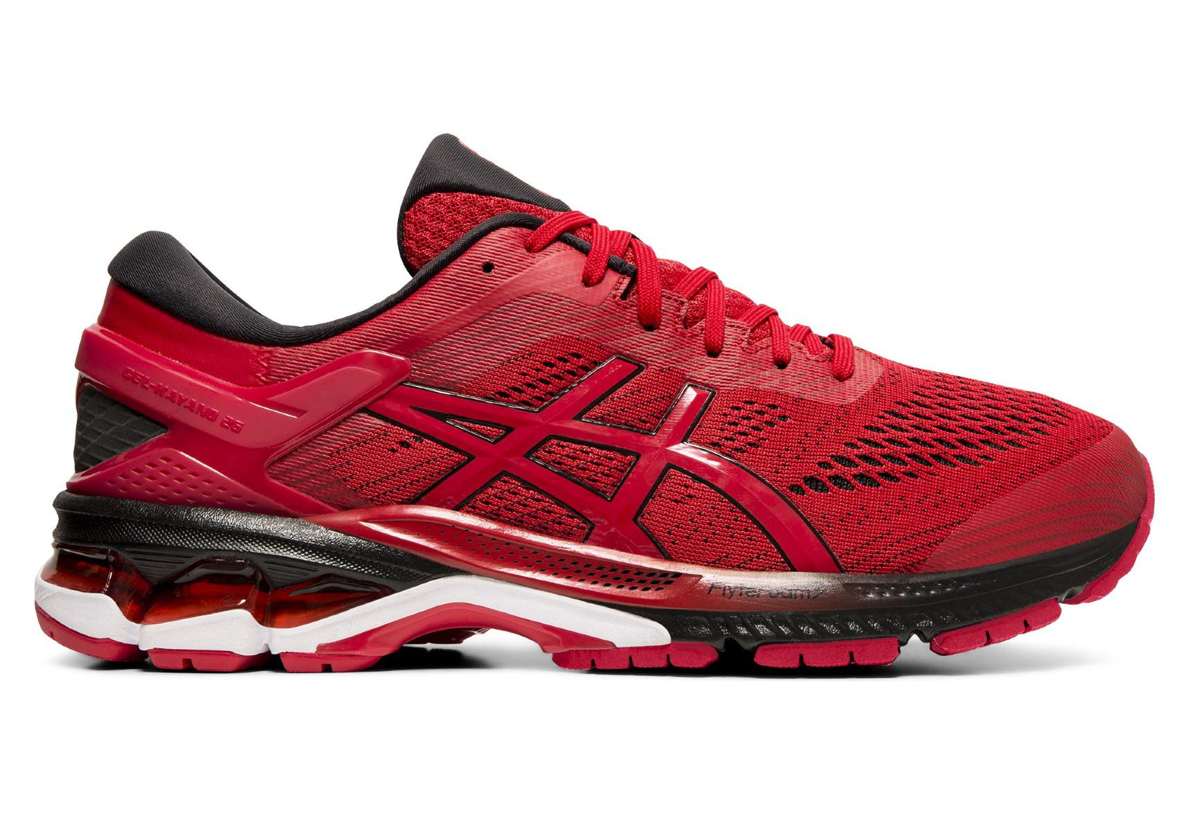 Asics Gel Kayano 26 Red Men