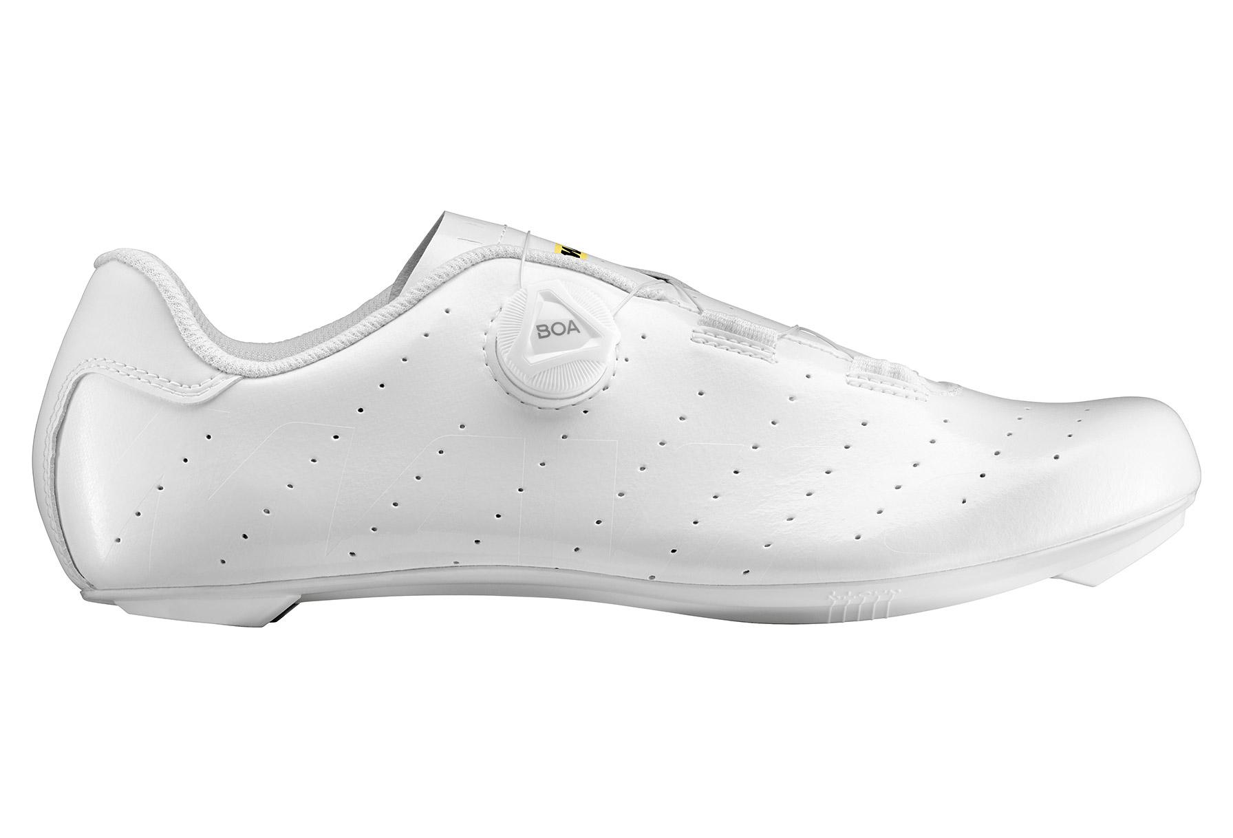 Blanc Mavic Boa Cosmic Chaussures Route sQohCtrdxB