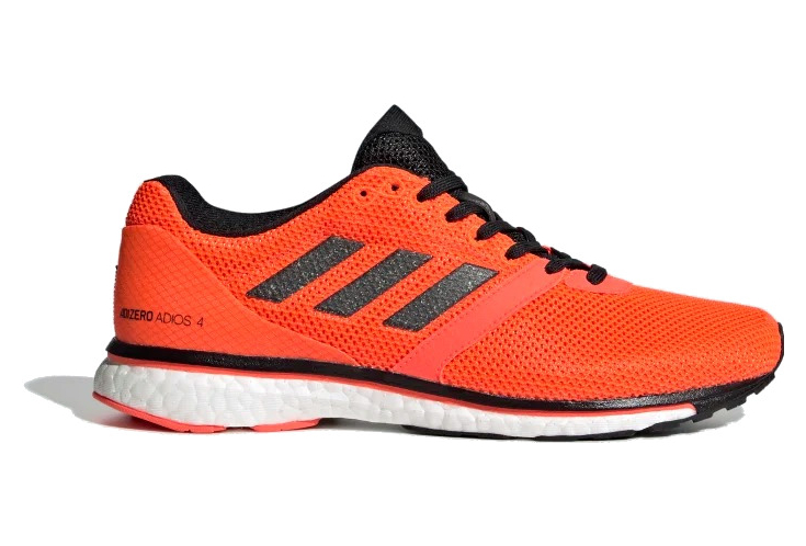 Chaussures de Running adidas adizero adios 4 Orange