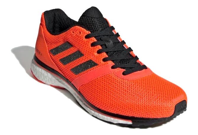 Chaussures de Running adidas adizero adios 4 Orange