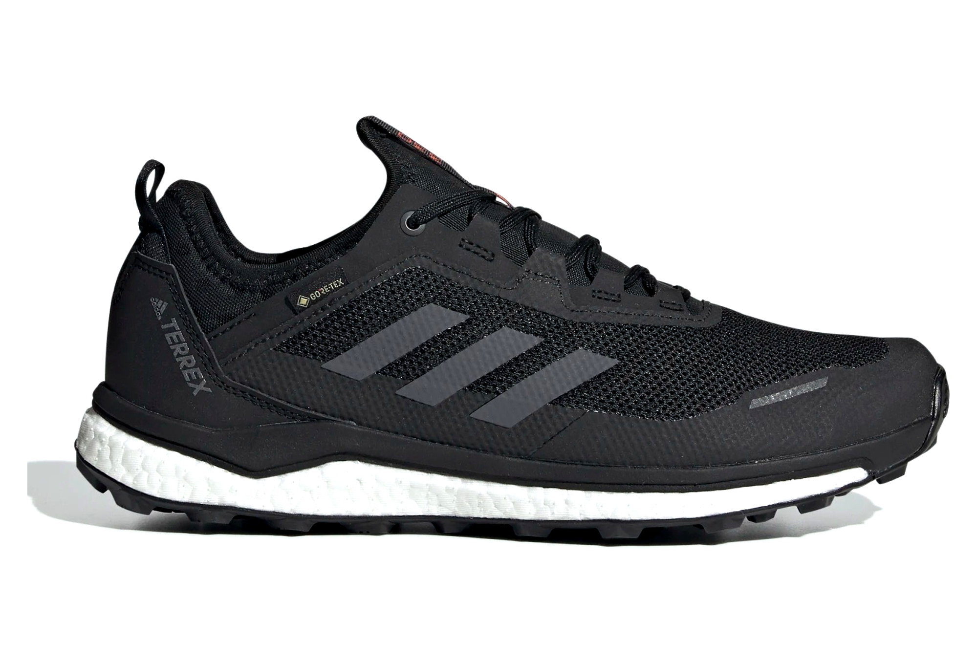 Adidas Terrex Agravic Flow GTX Trail Shoes Black