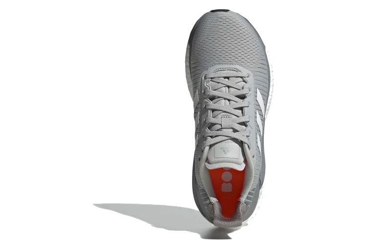 Scarpe da corsa da donna Adidas Solar Glide ST Bianco