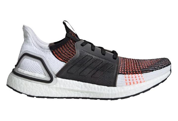 Adidas UltraBoost Running Schuhe Schwarz Orange