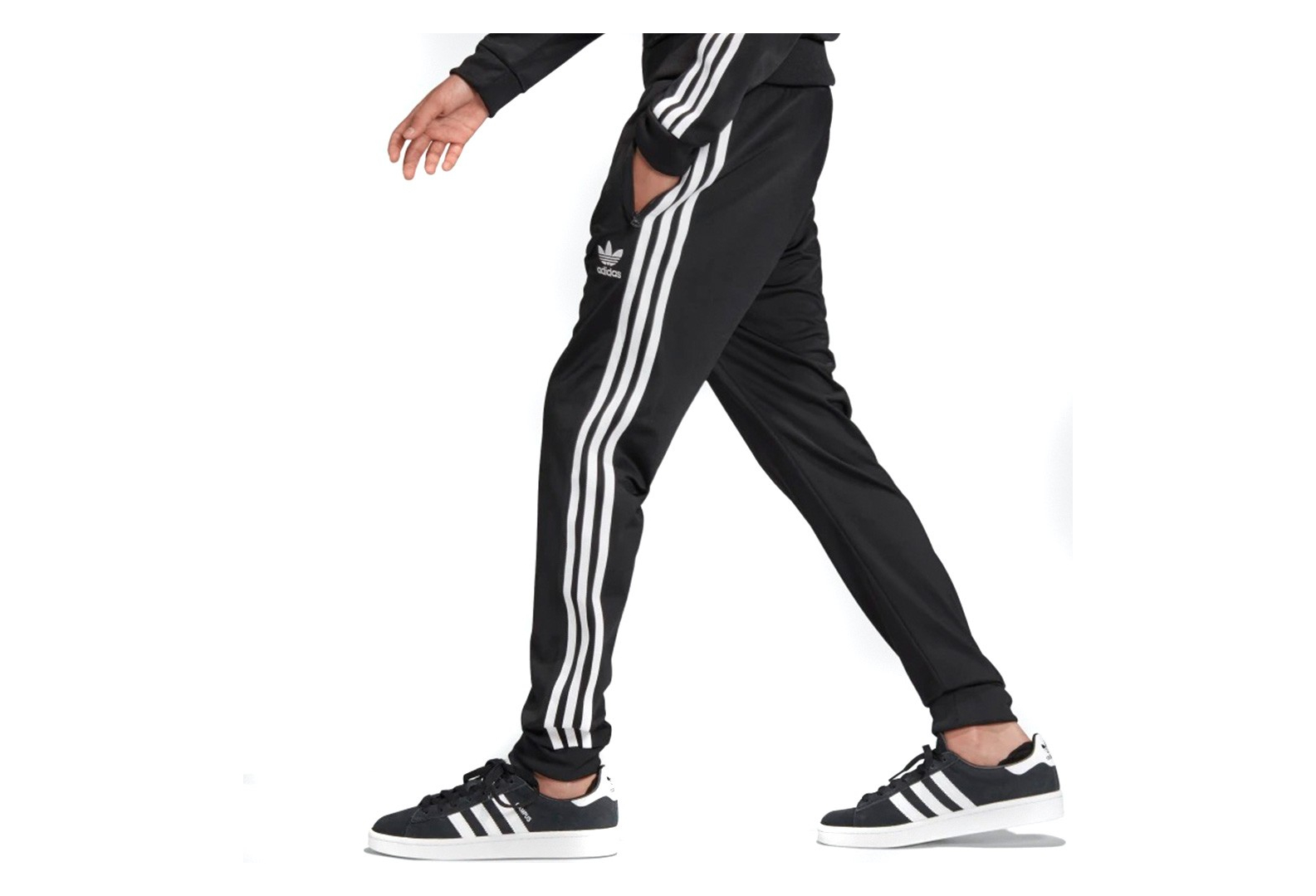 mucho Encadenar carrete  Superstar pantalon noir gar?on adidas | Alltricks.fr