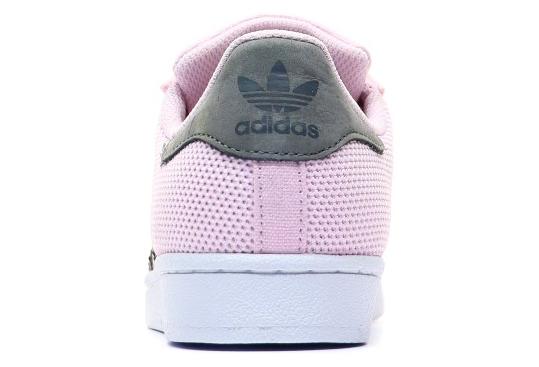 meilleur pas cher 0656c 966f2 Superstar Baskets rose fille/femme Adidas
