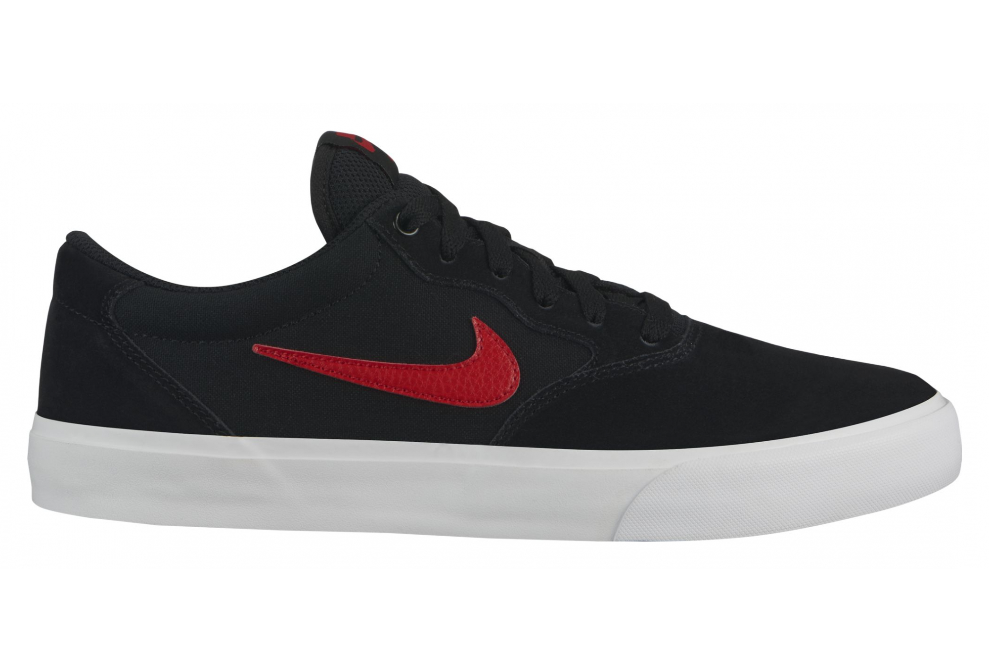 buying cheap factory outlet quality products Nike SB Chron Solarsoft Skateschuhe Schwarz Rot