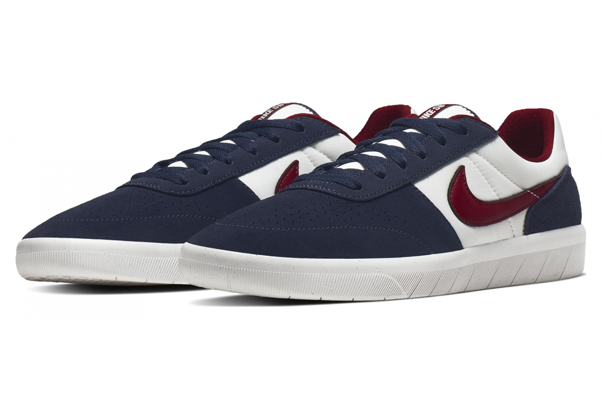 Optimismo Instituto Lágrima  Nike SB Team Classic zapatos de skate azul blanco rojo | Alltricks.es