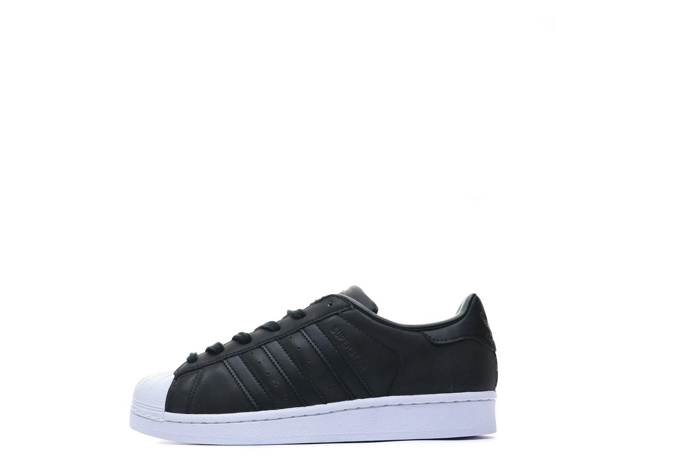 pas mal f1a80 4463d Superstar Baskets noir femme Adidas