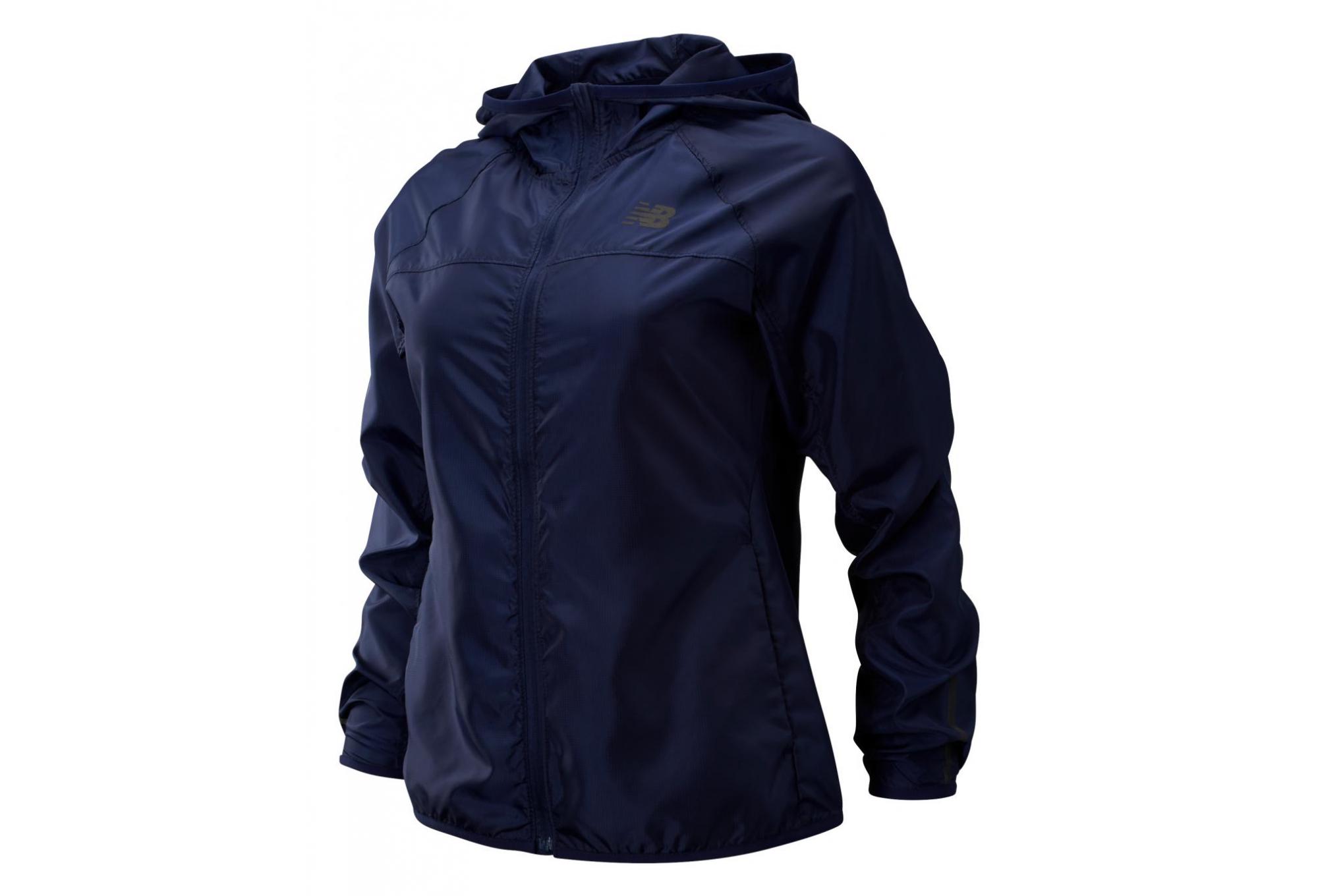 New Balance Windcheater 2.0 Jacket Blue Women