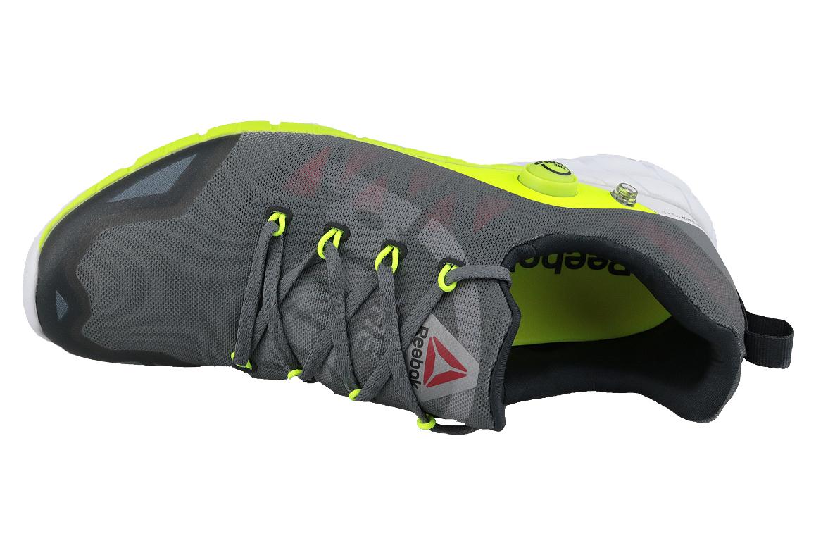 Reebok Zpump Fusion 2.0 V68290 Homme chaussures de running Gris
