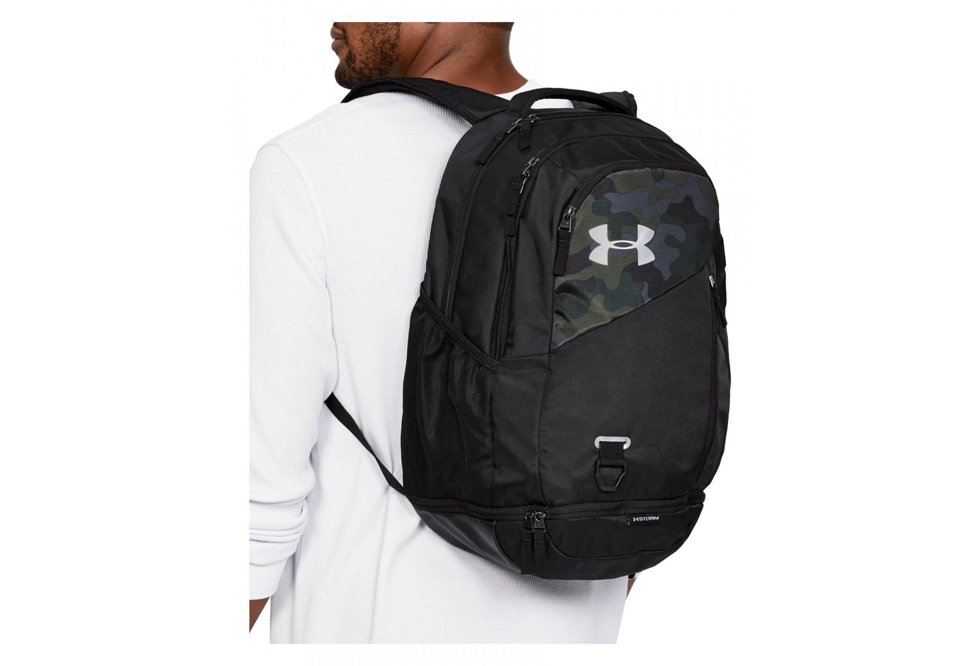 tomar odio mantequilla  Under Armour Hustle 4.0 Backpack Black Camo | Alltricks.com