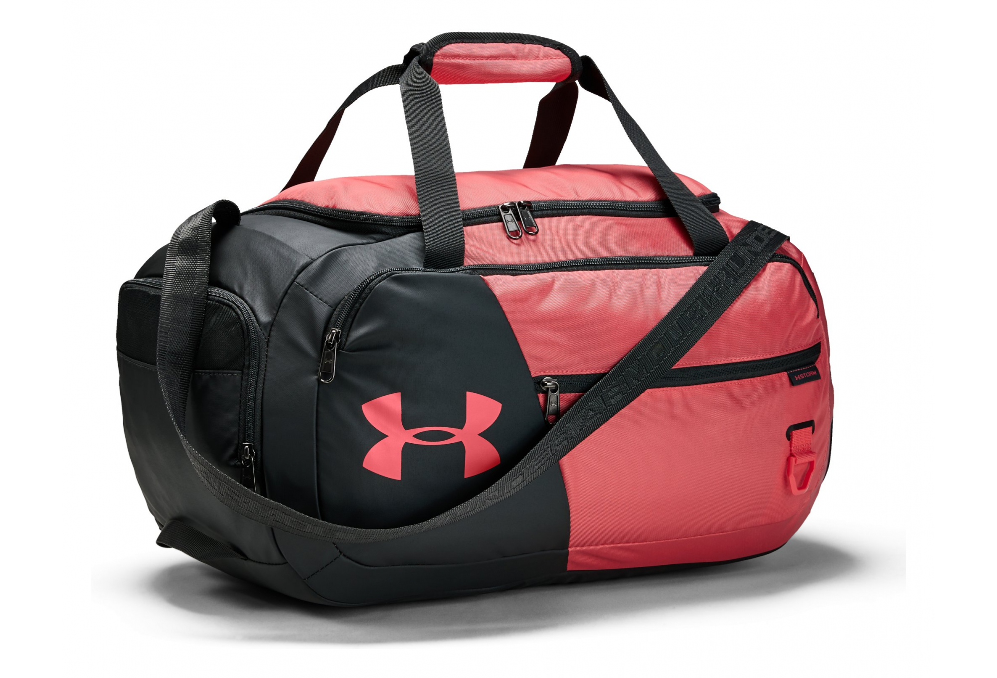 8d722be9de Under Armour Undeniable 4.0 Small Duffle Bag Red Black