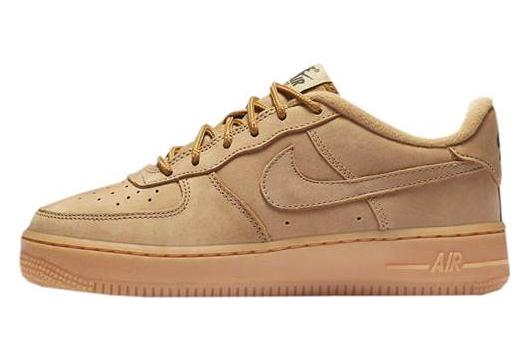 Nike Air Force 1 Winter Premium GS Flax 943312 200