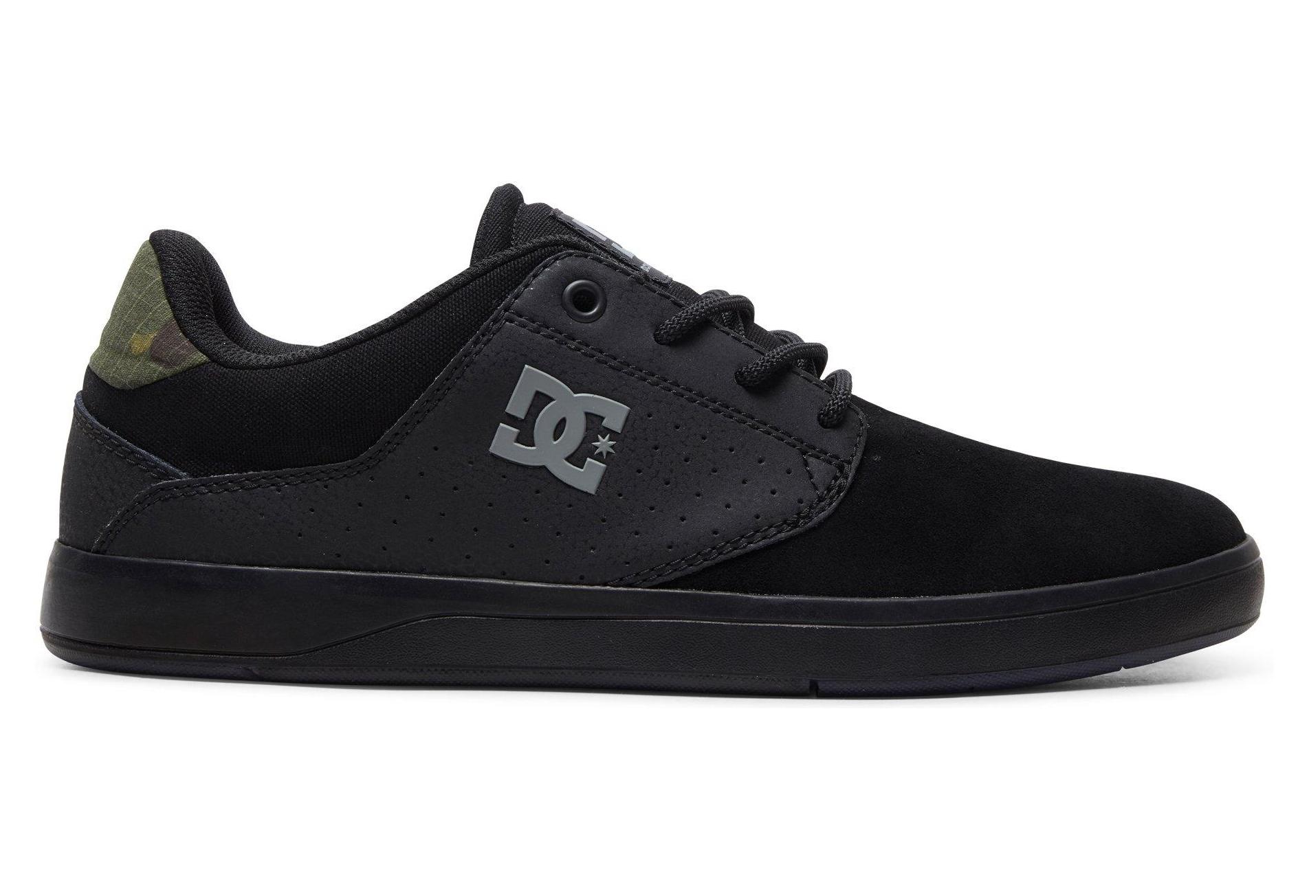 DC Shoes Plaza TC Shoes Black / Camo