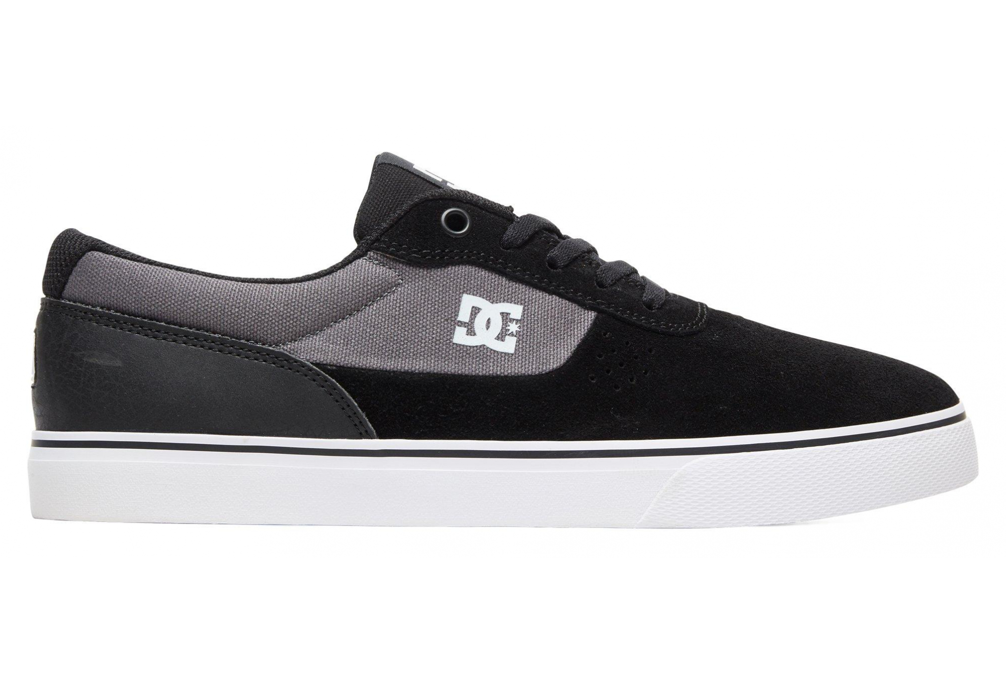 DC Shoes Switch Gray / White